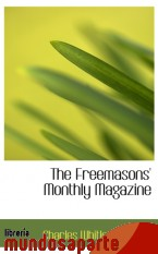 Portada de THE FREEMASONS` MONTHLY MAGAZINE