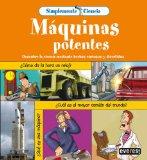 Portada de MAQUINAS POTENTES