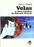 Portada de VELAS Y OTRAS TECNICAS DE EXTREMO ORIENTE