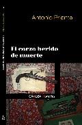 Portada de EL CORZO HERIDO DE MUERTE