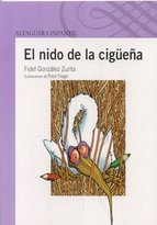 Portada de EL NIDO DE LA CIGÜEÑA (EBOOK)