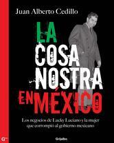 Portada de LA COSA NOSTRA EN MÉXICO (1938-1950) - EBOOK