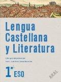Portada de LENGUA CASTELLANA Y LITERATURA 1º ESO. LIBRO DEL PROFESOR