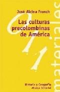 Portada de LAS CULTURAS PRECOLOMBINAS DE AMERICA