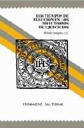 Portada de LOS TIEMPOS DE ELECCION EN LOS DIRECTORIOS DE EJERCICIOS