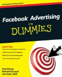 Portada de FACEBOOK ADVERTISING FOR DUMMIES