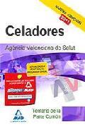 Portada de CELADORES DE LA AGENCIA VALENCIANA DE SALUD: TEMARIO DE LA PARTE COMUN