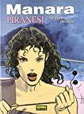 Portada de PIRANESI: EL PLANETA PRISION