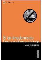Portada de EL ANTIMODERNISMO