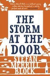 Portada de THE STORM AT THE DOOR - EBOOK