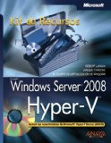 Portada de WINDOWS SERVER 2008. HYPER-V. KIT DE RECURSOS