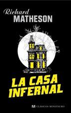 Portada de LA CASA INFERNAL