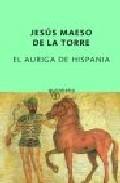 Portada de EL AURIGA DE HISPANIA