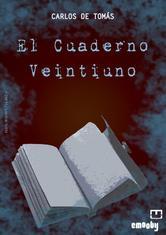 Portada de EL CUADERNO VEINTIUNO - EBOOK
