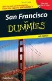 Portada de SAN FRANCISCO FOR DUMMIES (DUMMIES TRAVEL)