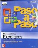 Portada de MICROSOFT OFFICE EXCEL 2003