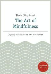 Portada de THE ART OF MINDFULNESS