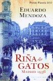 Portada de RIÑA DE GATOS. MADRID 1936