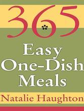 Portada de 365 EASY ONE DISH MEALS