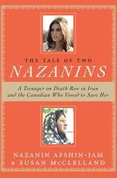 Portada de THE TALE OF TWO NAZANINS