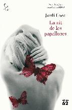 Portada de LA NIT DE LES PAPALLONES (EBOOK)