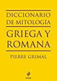 Portada de DICCIONARIO DE MITOLOGÍA GRIEGA Y ROMANA