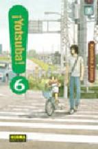 Portada de YOTSUBA Nº 6 (2ª ED)