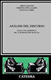 Portada de ANALISIS DEL DISCURSO. HACIA UNA SEMIOTICA DE INTERACCION TEXTUAL(4ª ED.)