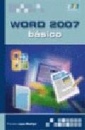Portada de WORD 2007 BASICO