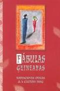 Portada de FABULAS GUINEANAS: NARRACIONES ORALES DE LA CULTURA FANG