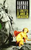Portada de EL CONCEPTO DE AMOR EN SAN AGUSTIN