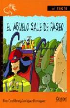 Portada de EL ABUELO SALE DE PASEO (LETRA DE IMPRENTA)