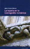 Portada de LUJURIA EN LA ICONOGRAFIA ROMANICA