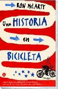 Portada de UNA HISTORIA EN BICICLETA