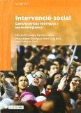 Portada de INTERVENCIO SOCIAL. CONTROVERSIES TEORIQUES I METODOLOGIQUES