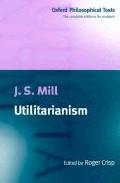 Portada de UTILITARIANISM