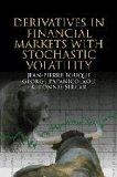 Portada de DERIVATIVES IN FINANCIAL MARKETS WITH STOCHASTIC VOLATILITY