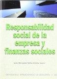 Portada de RESPONSABILIDAD SOCIAL DE LA EMPRESA Y FINANZAS SOCIALES