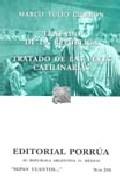 Portada de TRATADO DE LA REPUBLICA; TRATADO DE LA LEYES CATILINARIAS