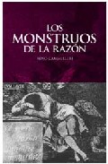 Portada de LOS MONSTRUOS DE LA RAZON