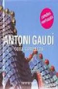Portada de ANTONIO GAUDI
