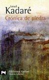 Portada de CRONICA DE PIEDRA