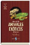 Portada de MANUAL DE ANIMALES EXOTICOS