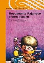 Portada de REPUGNANTE PAJARRACO Y OTROS REGALOS (EBOOK)
