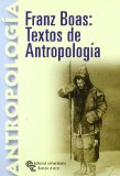 Portada de FRANZ BOAS: TEXTOS DE ANTROPOLOGIA