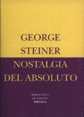 Portada de NOSTALGIA DEL ABSOLUTO - EBOOK
