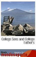 Portada de COLLEGE SONS AND COLLEGE FATHERS