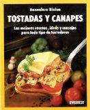 Portada de TOSTADAS Y CANAPES (3ª ED.)