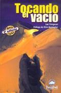 Portada de TOCANDO EL VACIO