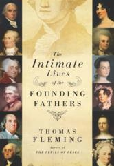 Portada de THE INTIMATE LIVES OF THE FOUNDING FATHERS